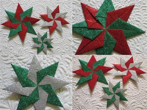 origami weihnachtsbaum falten origami zu weihnachten falten 6 ideen mit faltanleitung