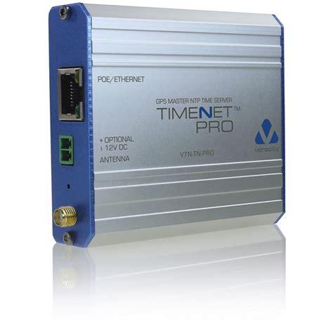 veracity vtn tn pro timenet pro master ntp time vtn tn pro b h