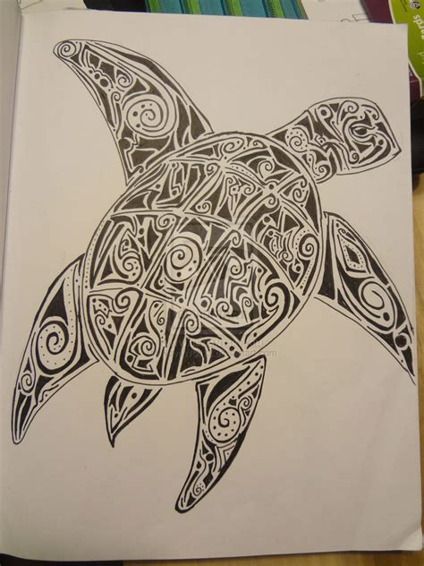 sea turtle tribal tattoos the gallery for gt simple sea turtle