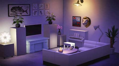 animal crossing  horizons living room designs gamer