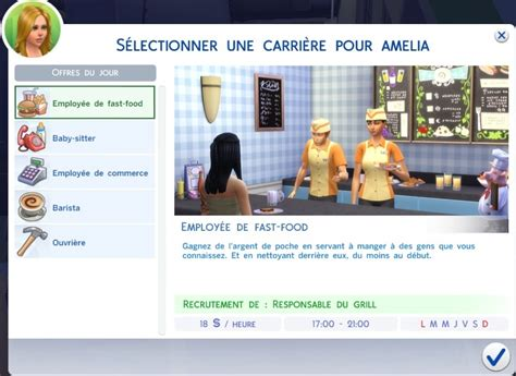 actor career sims 4 cheat les sims 4 m 233 tiers game guide