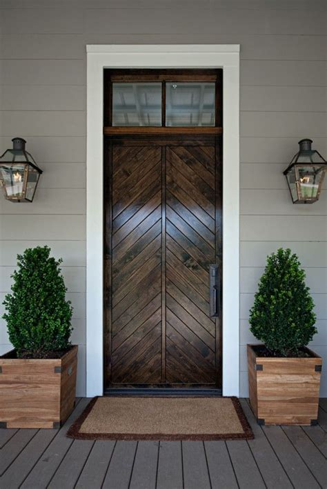 southern front doors southern living s idea house at fontanel farmhouse chic
