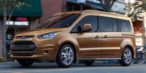 2016 ford transit 2016 ford transit connect vehicles on display