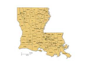 basic us map with major cities louisiana counties major cities powerpoint map maps for