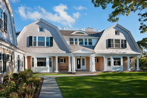 gambrel style house chatham gambrel marvin case study