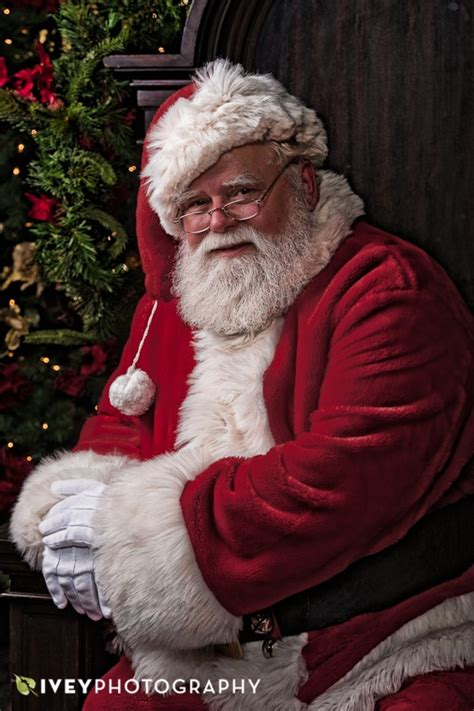 santa claus portrait captured in a photo pinterest