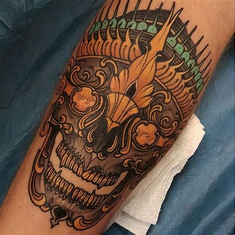 demon tattoos tattoo design bild