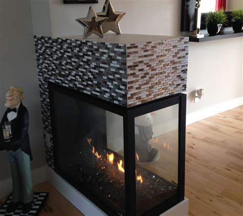 Peel And Stick Tile Around Fireplace by Decoration Ideas Miscellaneous Smart Tiles