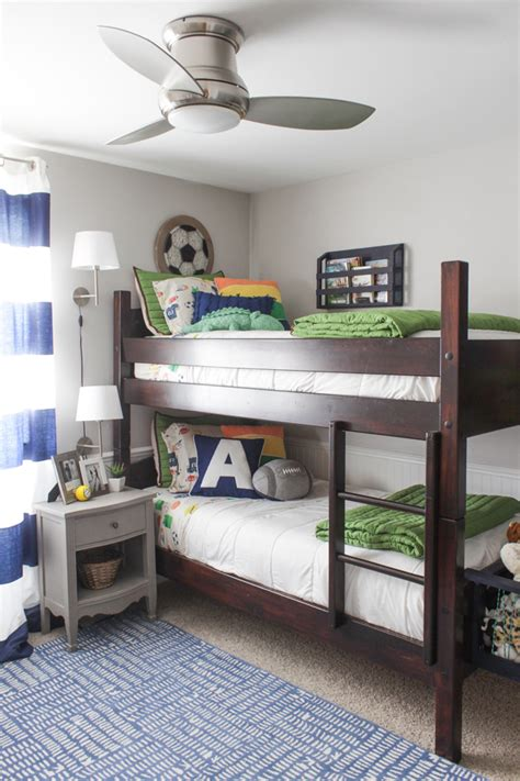 Bunk Bed Fan Faq Shades Of Blue Interiors