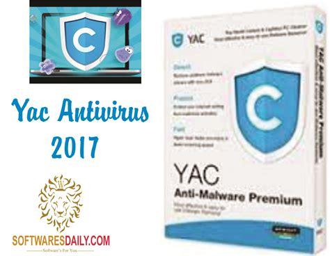 yac antivirus free download full version yac antivirus 2017 crack with serial key activator full