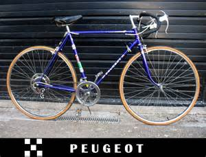 Peugeot 10 Speed Bike Vintage 1975 21 Inch Gumball Purple Peugeot Road Bike 10