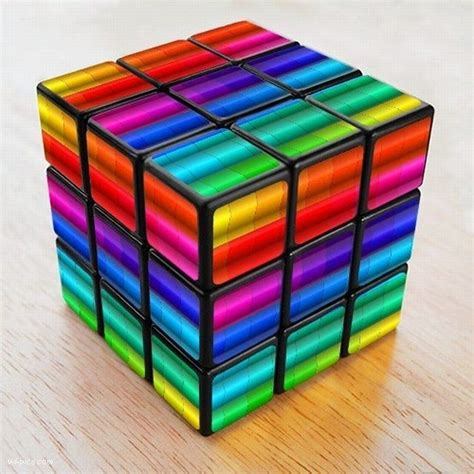 rubiks cube colors rainbow rubics cube rainbows other colorful things