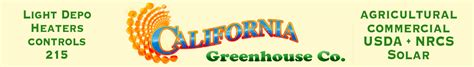 Nrcs Official Letterhead California Greenhouse Home Page
