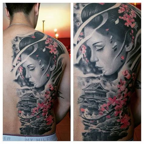 japanese geisha tattoo best 25 geisha tattoos ideas on