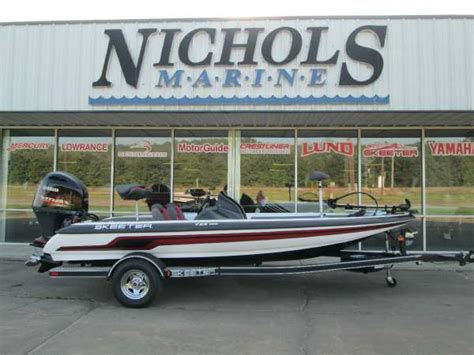 skeeter bass boats for sale in oklahoma skeeter tzx190 boats for sale in oklahoma