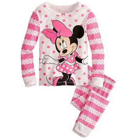 Piyama Minnie Mouse Import minnie mouse pajamas family clothes