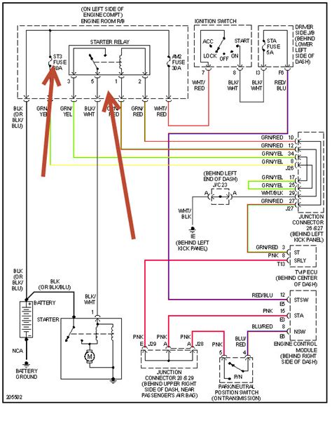 05 toyota tundra wiring diagram wiring diagram with