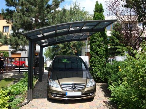 Attached Carport Pictures by Portoforte 110 Carport Aluminium Design Carports