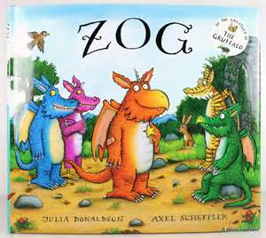 Warwickshire Kitchen Design Julia Donaldson Zog Dragon Hardback Hb Book New