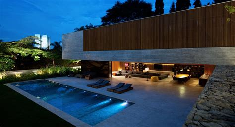 home design ideas with pool spectacular modern house with open design and adjacent pool