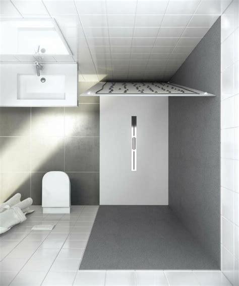 Badezimmer Fliesen Ohne Fugen by Duschr 252 Ckwand Ohne Fugen 240x100 Cm Aus 7 Mm Mineralguss