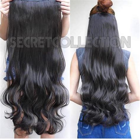 Hair Extension Korean Wave Hairclip Hair Clip Grosir Wig Murah Grosir Hair Clip Murah Korean Hair
