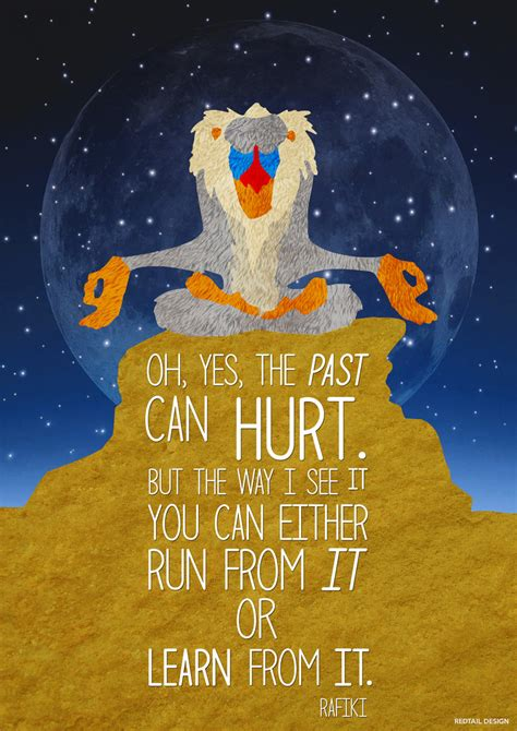 film lion quotes lion king rafiki quote poster by jc 790514 on deviantart