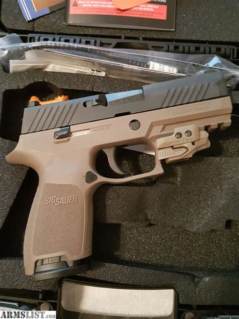 sig p320 laser light armslist for sale sig sauer p320 compact 45 caliber w