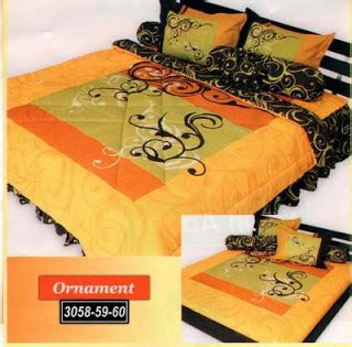 Sprei Bed Cover Katun Jepang Panel 7 sold the kinds of sprei