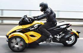 Bma Motorradmagazin by Brp Can Am Spyder Roadster Kradblatt