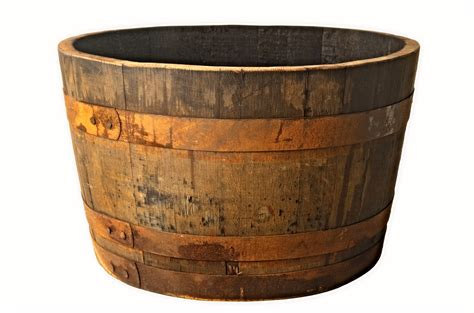 Barrel Planter by Barrel Planters Carrick Cooperage