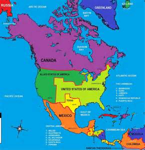 the map of america map of america by generalalcazar on deviantart