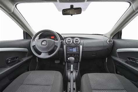 Nissan Almera 2013 Interior by New 2013 Nissan Almera For Russia Pictures And Details