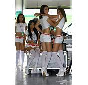 F1 Germany Grid Girls  Others BoostCruising