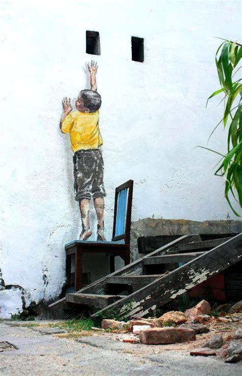 artist ernest zacharevic   location penang