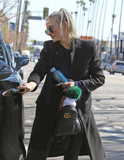 Ashlee Simpsons Fendi B Bag by Snack N Schmooze Carry Chanel And Louis