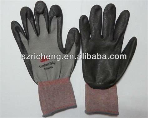 comfort grip gloves 3m comfort grip gloves 3m electrical gloves nitrile foam