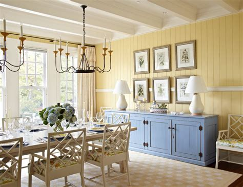 beach dining room michigan summer home beach style dining room other