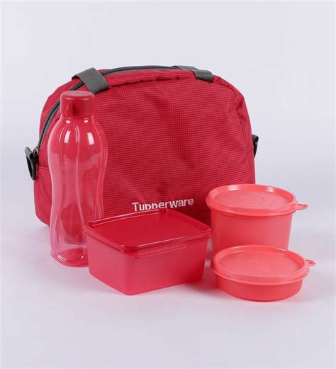 Tupperware Xtreme Lunch Set Box Bottle tupperware sling a bling lunch box set of 5 including