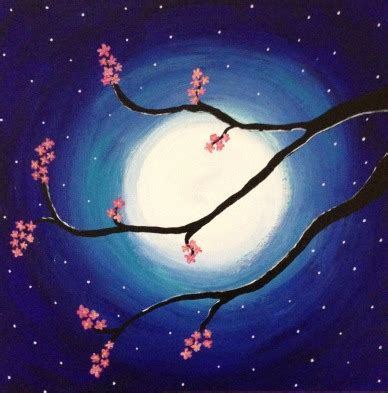 paint nite kissimmee personal the black cloud