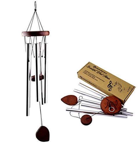 7 Pretty Wind Chimes by Beautiful Wind Chimes Tuned 22 Quot Wood Windchimes Deliver