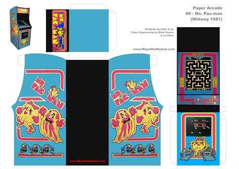 pa mspacman png 3 505 215 2 485 pixels arcade
