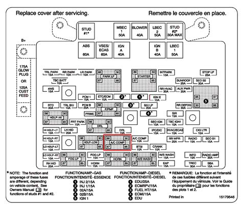 trailblazer ac wiring diagram 29 wiring diagram images