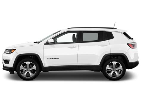 jeep compass side image 2017 jeep compass latitude fwd ltd avail side