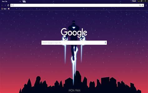 theme google chrome iron man 55 beautiful google chrome themes dovethemes