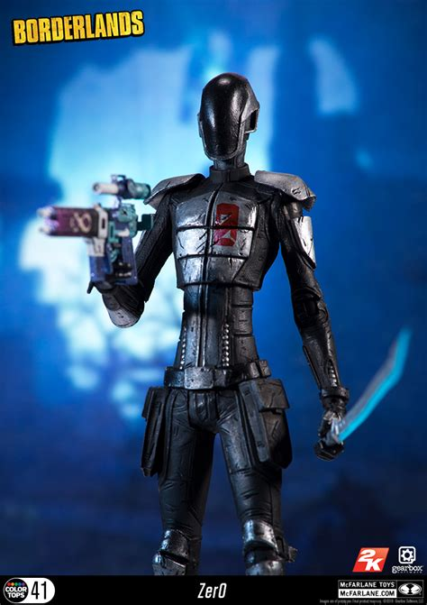 Mcfarlane Borderlands 2 Handsome mcfarlane toys releases new photos of the borderlands zer0