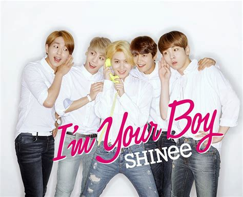 Shinee Im Your Boy Limited Edition Type B shinee to release 3rd japanese album i m your boy