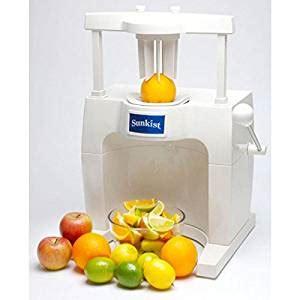sunkist sectionizer com sunkist sunks 100 manual sectionizer fruit