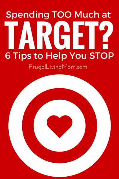 15 Tips To Stop Overspending by Save Money 6 Tips To Help You Stop Overspending At Target