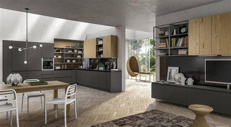 soggiorno living con cucina 14 soluzioni coordinate di cucina soggiorno cose di casa